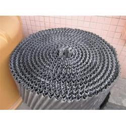 圆塔 PVC 中温斜交错冷却塔填料