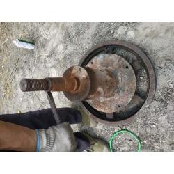 龙泉光明光电良机冷却塔维修保养、水泵维修保养工程案例