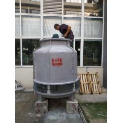 温江40T冷却塔工程案例-订购单位:成都品胜电子有限公司