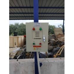 绵阳GL-200T冷却塔安装现场