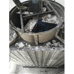 成都清白江汽车配件厂闭式冷却塔搬迁工程案例
