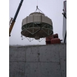 贵州六盘水500T冷却塔安装现场使用单位:贵州十九度铝业科技有限公司