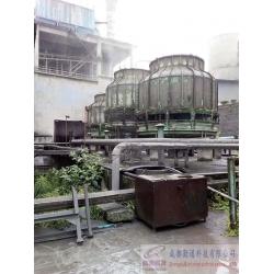 贵州开阳紫江水泥厂3台200冷却塔填料更换工程案例
