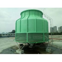 眉山150吨冷却塔更换为新塔工程案例