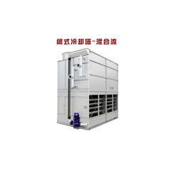 高效复合流闭式冷却塔