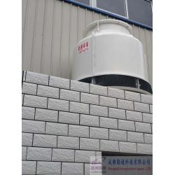 重庆铜梁区40T冷却塔工程案例