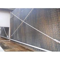 玻璃钢冷却塔填料清洗
