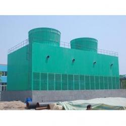陕西混凝土结构冷却塔