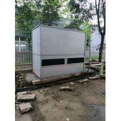 广汉淬火液闭式冷却塔循环系统工程案例,订购单位:广汉市宏伟机械有限公司