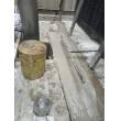 邛崃升和制药厂3台冷却塔接水盘补漏工程案例