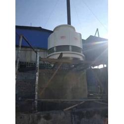 云南省曲靖市陆良县GL-80T高温冷却塔安装现场