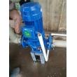 成都双流30T冷却塔镀锌水处理池水循环系统工程案例现场